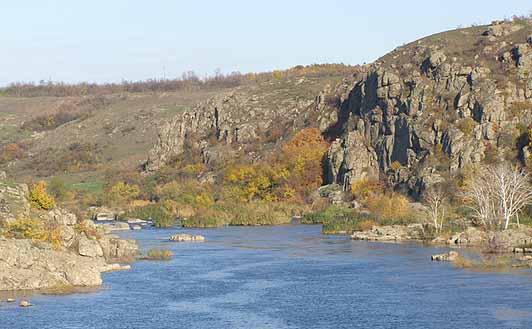 Брама -  Бугогардівська паланка, Гранітно-степове Побужжя
